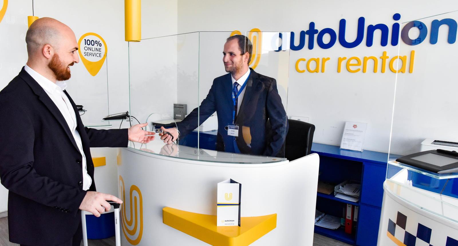 L'entreprise / Nos valeurs - AutoUnion Car Rental