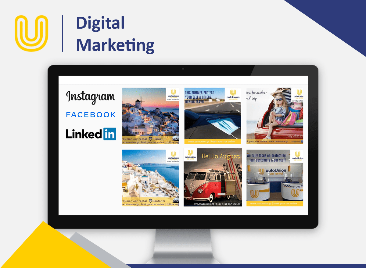 AutoUnion has a dynamic digital marketing strategy that utilizes social media, SEO and other tools.