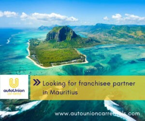 Franchise opportunity in Mauritius